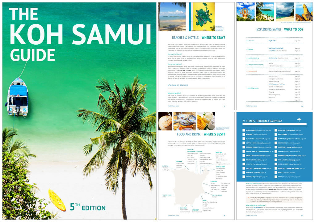 The Koh Samui Guide