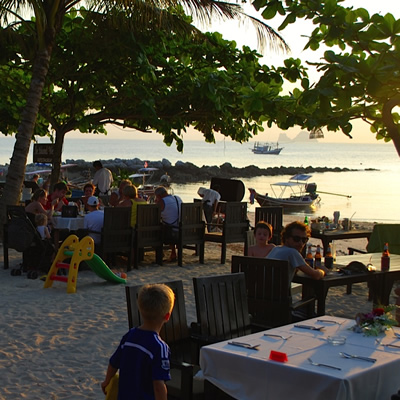 Activities while staying at the Headland Samui