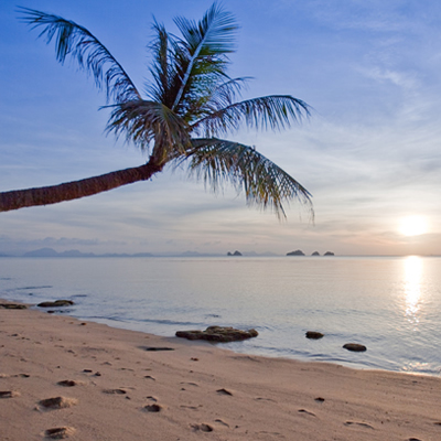 Great beaches to visit while staying at the Headland Samui