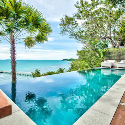 Villa 2 at the Headland Samui