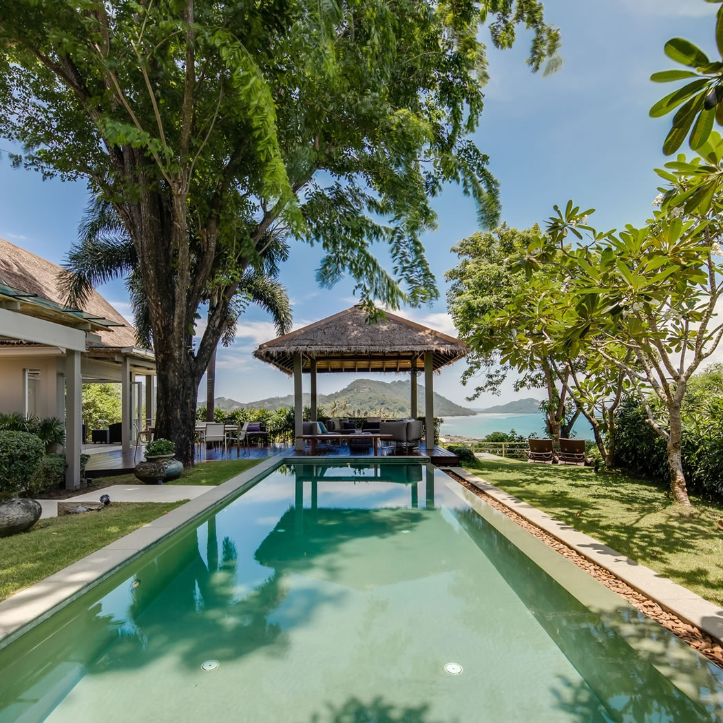 Villa 5 at the Headland Samui