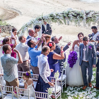 Weddings at the Headland Samui